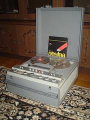 Катущечный магнитофон тембр 2М