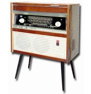 Радиола Ригонда 1964 г.в. в хорошем сост. на 4-х ножках все детали на